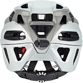 Alpina Garbanzo Casque, white-grey
